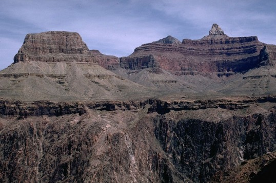 Great unconformity, Grand Canyon, Arizona