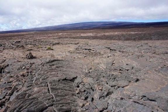 Mauna Loa Shield Volcano