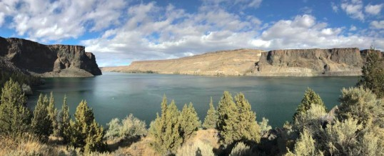 Lake Billy Chinook, Oregon