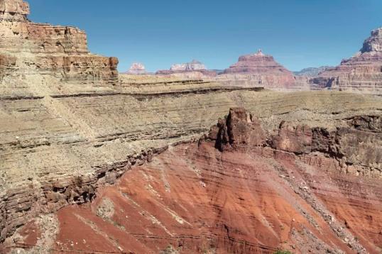Angular Unconformity, Grand Canyon