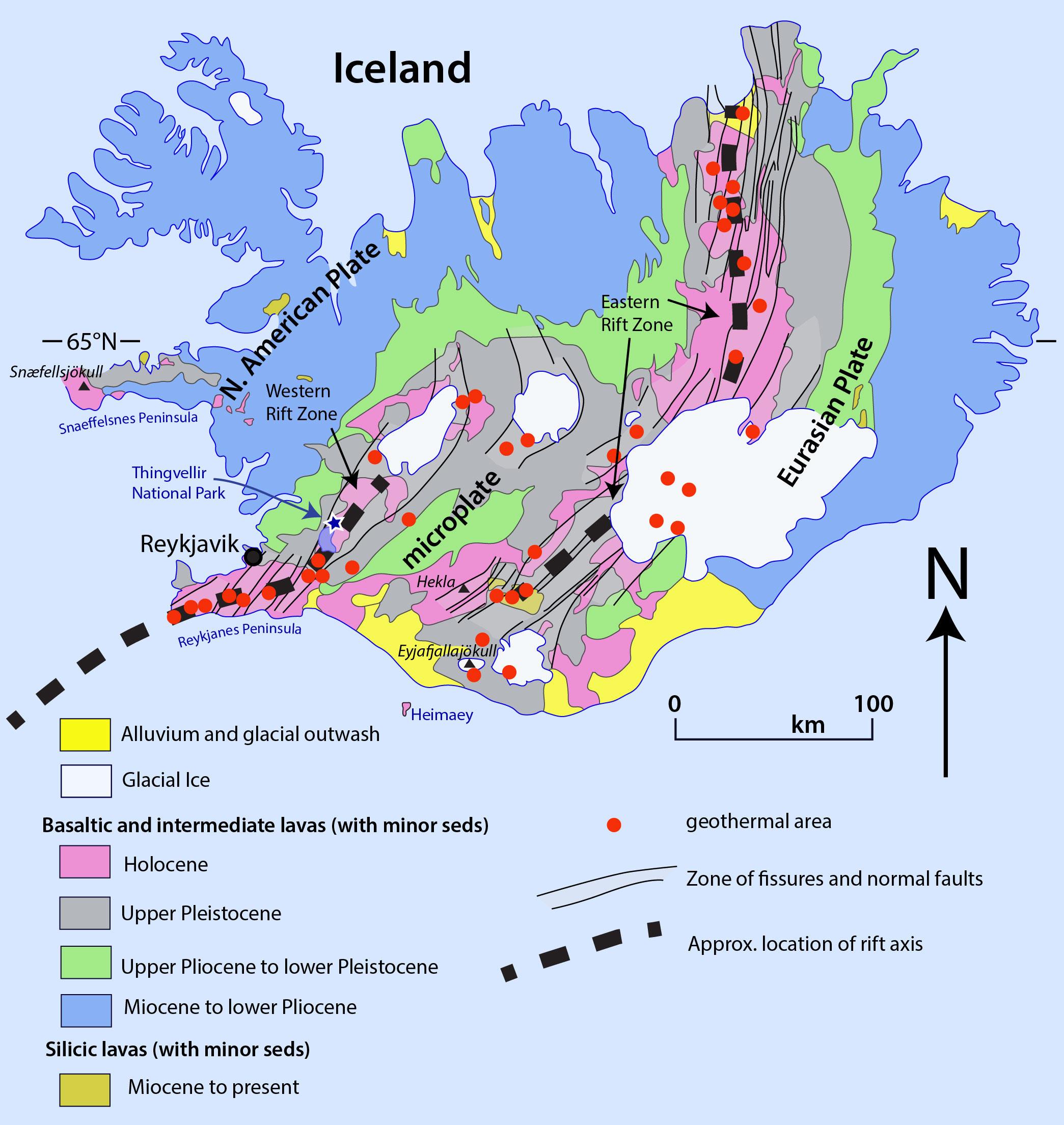 Iceland2geomapplates
