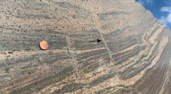 Migmatite gneiss