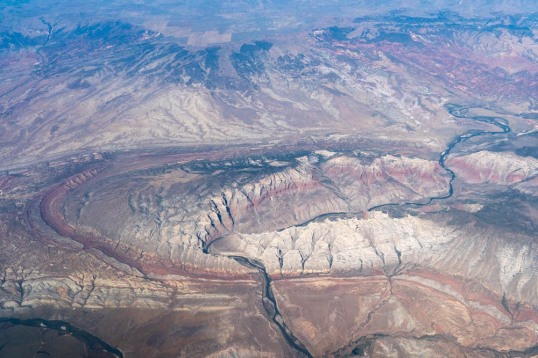 Split Mountain Anticline, Utah-Colo
